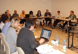 Steering Group Antalya